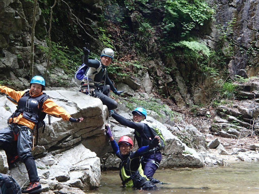鈴鹿 野洲川水系・本越谷